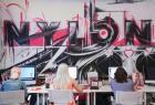 Nylon雜志社辦公室裝修設計 雜志社辦公室設計效果圖案例
