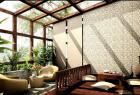 巧妙的露臺陽光房設計