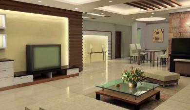 80平新房裝修預算清單 兩室一廳半包裝修預算