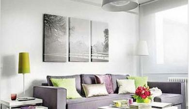 8款時尚后現代風格客廳設計案例