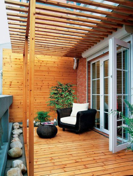 阳台设计风格有哪些