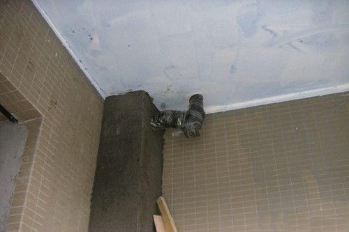 陽臺排水管安裝圖