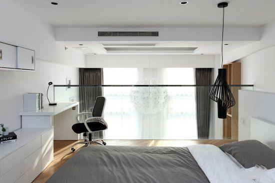 13平方卧室装修效果图案例