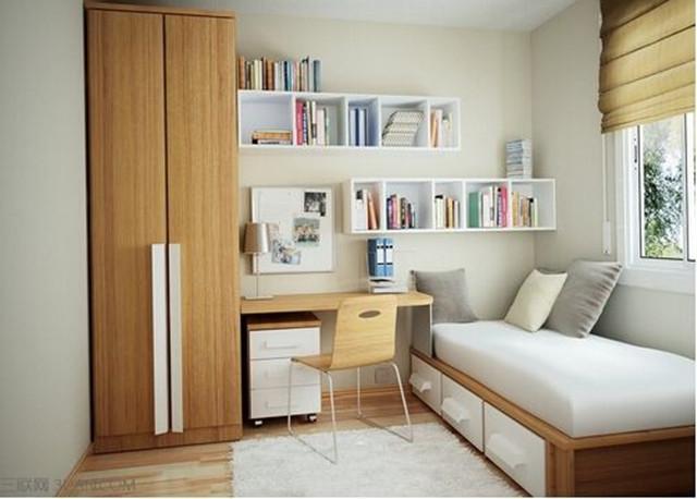面積小的房間怎么裝修