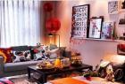 過年客廳怎么裝飾 新年客廳裝飾效果圖