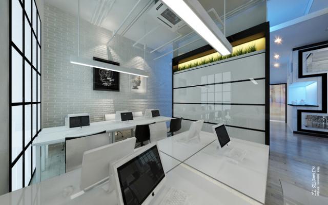 公司辦公室裝修圖