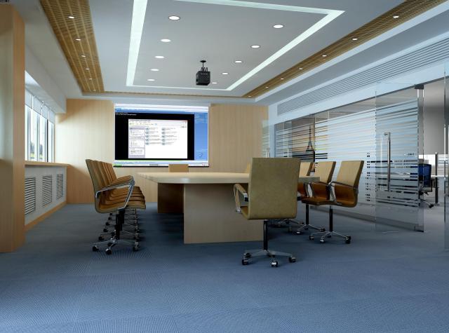 办公室风水,办公室装修效果图