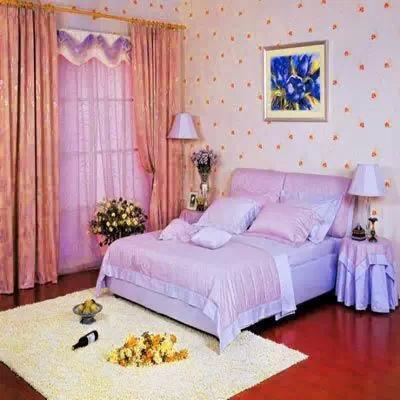 小户型卧室效果图