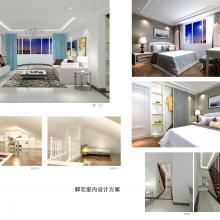 现代简约风格旧房改造 加建夹层