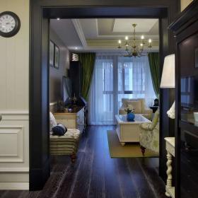 小户型欧式客厅装修效果图
