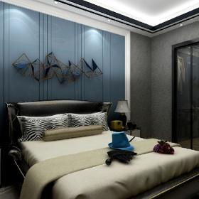 豪华卧室,欧式豪华卧室效果图