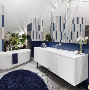 现代浴室,现代浴室装修效果图
