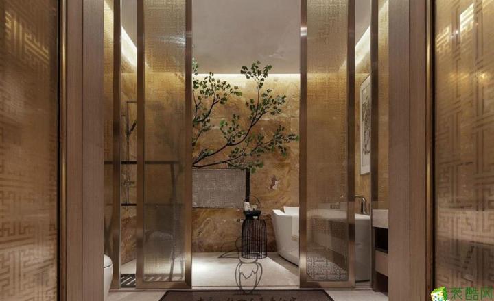 绵阳340平米私人别墅装修设计