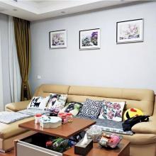 天津欣兰苑90平米三室田园风格全包装修