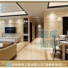 信宜玉龍山莊李老板現代風格家裝案例