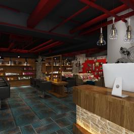 綿陽瀚威城市中心美發工作室