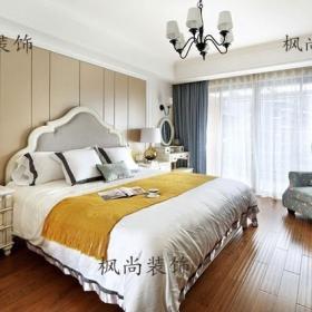 歐式風格主臥室裝修效果圖2021