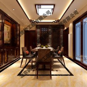 2021中式餐廳吊燈圖片