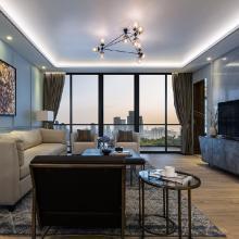 【康城國際】三居室簡約115平米全包16萬