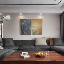 【西派城】110㎡現代簡約三居裝修案例