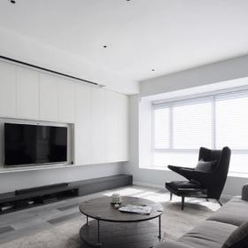 2021年現代簡約客廳裝修