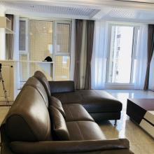【東湖麗景】3居裝修簡約歐式風格
