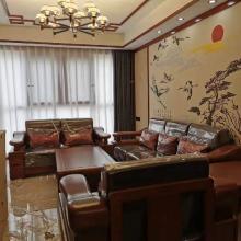 【中鐵尚城熙苑】95平米中式風格半包6萬裝修