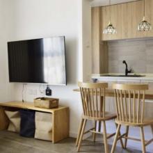 【龍湖西城天街】100㎡美式經典三居裝修案例