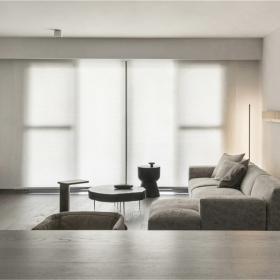 現代簡約風格客廳2021