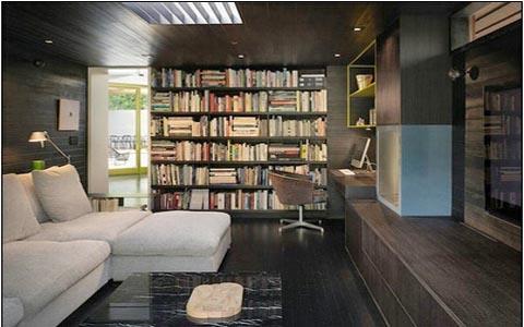 书房家具摆放风水