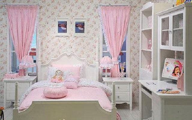 兒童臥室風水布局