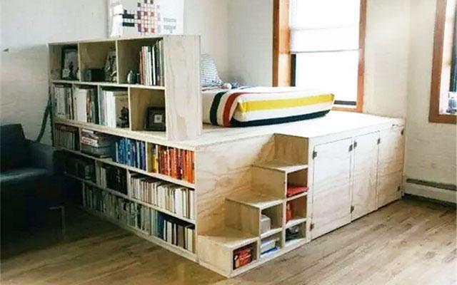 小面積臥室裝修效果圖