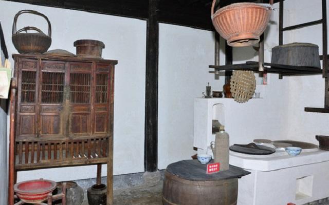 農村廚房的風水布局
