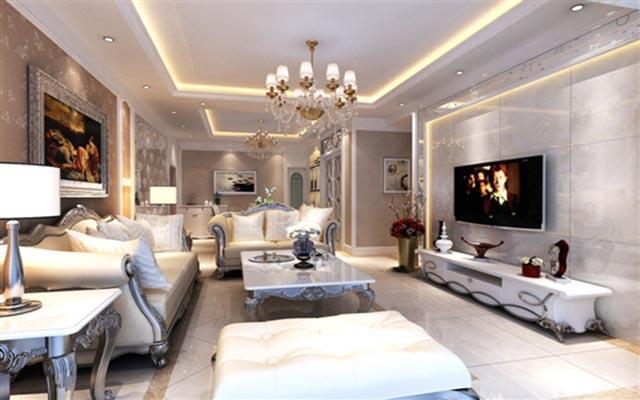 歐式風格樣板房