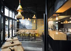 最新咖啡馆设计效果图案例