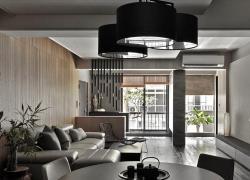 89平舒适现代风格装修设计案例