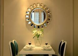 时尚精致欧式两居室装修
