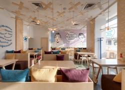Pilotka餐厅装修效果图