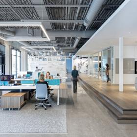 以色列辦公室設計一