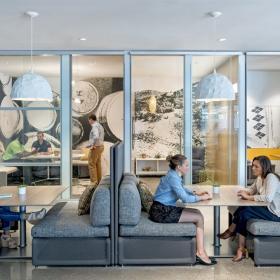 以色列辦公室設計五