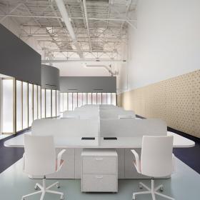 OVO辦公室裝修效果圖八