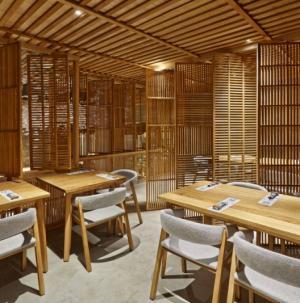 西班牙的日式寿司店三