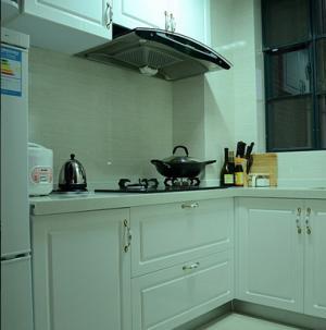 2平米欧式厨房效果图