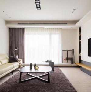 活潑簡單宜家風格客廳裝修設計