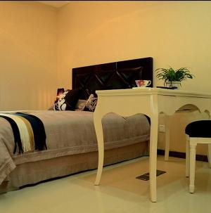 时尚精致欧式卧室效果图