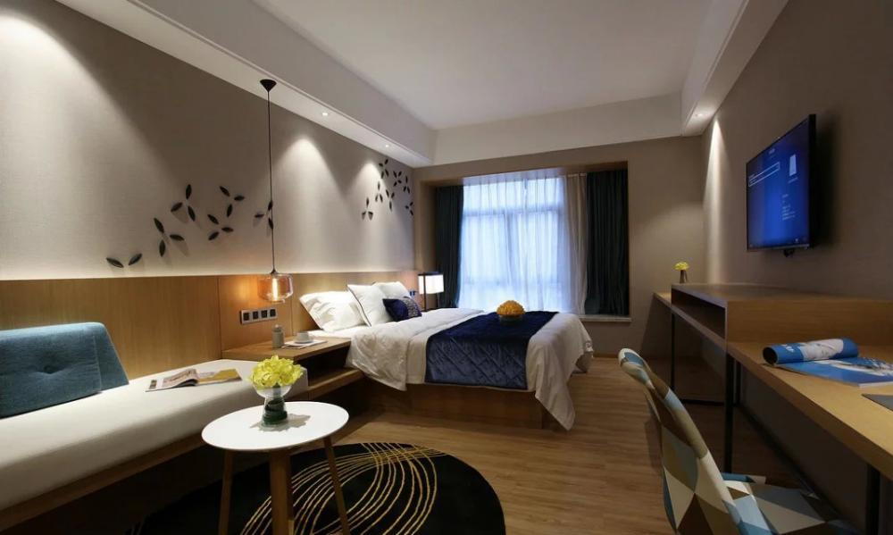 最新酒店卧室图片