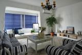 纯美自然住宅客厅沙发图片