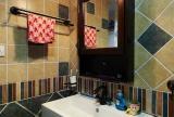 美式风格卫浴浴室镜图片