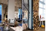 宽敞住宅空间客厅隔断设计