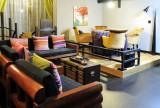 贵阳世纪新城别墅客厅沙发图
